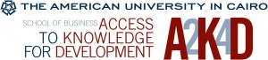 Access to Knowledge for Development